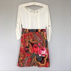 Anthropologie: Rare Easy As Pie Dress